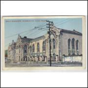 BH02 - Cartão postal antigo, Bello Horizonte, Maternidade Hilda Brandão