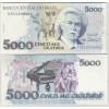 C221 - 5.000 Cruzeiros, 1993, Paulo R. Haddad e Gustavo Loyola, fe. Carlos Gomes.