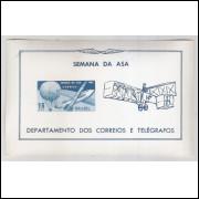 B-023- 1967 Semana da Asa. Aviação. 14 Bis.