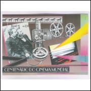 B-099 - 1995 - Centenário do Cinema.