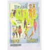 B-110 - 1999 - 500 Anos do Descobrimento do Brasil. Pró-Lubrapex. Crianças, índios.