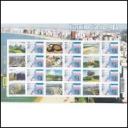 C-3015-3026 - 2010 - Selo Personalizado - Espírito Santo - ES