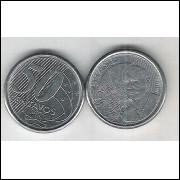 2006 - 50 Centavos, soberba (s), aço. Barão do Rio Branco.