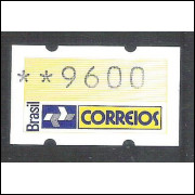 SE-004 - 1993 - Semi-autômato, Brasiliana, valor 9600, novo.