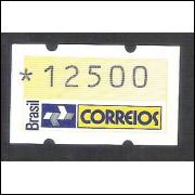 SE-004 - 1993 - Semi-autômato, Brasiliana, valor 12500, novo.