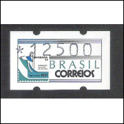 SE-005 - 1993 - Semi-autômato, Brasiliana, Cristo, valor 12500, novo.