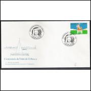 FDC-303- 1983 - Centenário da Visão de D.Bosco. Religião.