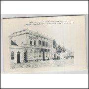 ctb16 - Cartão postal antigo, Curityba - Palácio do Governo - Ed. Mission Brésilienne de Propagande.