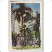 ctb42 - Cartão postal - Curitiba - Praça General Osório.