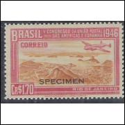 C0217spm - 1946 - Cr$ 1,70 UPAE. SPECIMEN.