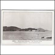 sf02 - Postal antigo - São Francisco do Sul - SC, Mar. Édition de la Mission de Propagande.
