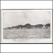 sf05 - Postal antigo - São Francisco do Sul - SC. Édition de la Mission de Propagande.