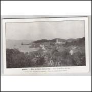 sf06- Postal antigo - São Francisco do Sul - SC. Édition de la Mission de Propagande.
