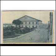 sa05 - Cartão postal antigo, Alfândega Federal, Salvador. Ed. Catilina.