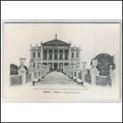 sa07 - Cartão postal antigo, Hospital Português, Salvador. Ed. de la Mission Bresilienne.