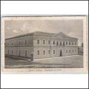 jp03 - Cartão postal antigo, Cadeia Pública, Parahyba do Norte (João Pessoa). Ed. Casa Rodrigues.