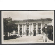 pa09 - Cartão postal antigo, Palácio Piratini - Porto Alegre. Foto Postal Colombo.
