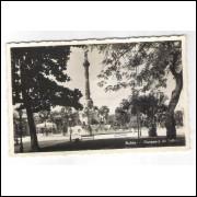 SA12 - Cartão postal antigo, Bahia, Parque 2 de Julho.