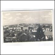 PG01 - Cartão postal antigo (1948), Ponta Grossa.