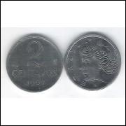 1967 - 2 Centavos, fc.