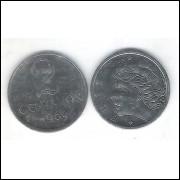 1969 - 2 Centavos, fc.