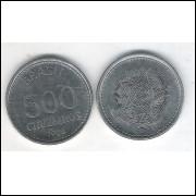 1986 - 500 Cruzeiro, fc. Aço.