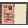 C-547Y - MARMORIZADO - 1967 - 25 Anos da Companhia Siderúrgica Nacional.