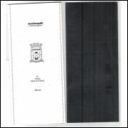 Tiras protetoras Maximaphil. Pacote com 10 tiras 90 x 215 mm