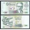 Uruguai (P.86) - 20 Pesos 2011, fe. Personalidade: Juan Zorrilla de San Martin.