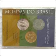 LANÇAMENTO: Catálogo das Moedas do Brasil - 1818-2017 - Reino Unido - Império - República. 2a Edição