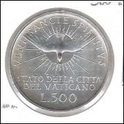 Vaticano, 500 Lire, 1963, prata .835, FC.