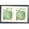 RO782SP - 1999/2000 - R$ 0,20 Pinha, PAR SEM PICOTE.