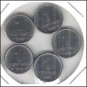 1979/1983 - Série de 1 Centavo, fc. Soja.