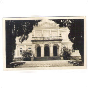 PT04 - Foto Postal Colombo, Petrópolis, Museu Imperial.