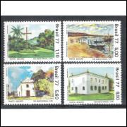 1977 - C-0984-7 - Centenário da filiação do Brasil à UPU. Pintura.