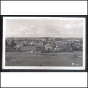 CTB60 - Foto Postal antiga, Curitiba, Vista.