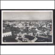 CTB61 - Foto Postal antiga, Curitiba, Vista. Rua Doutor Muricy ???