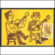 max032 - 1974  - Cultura Popular - Literatura de Cordel. Folclore, música.