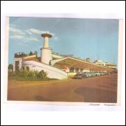 SP56 - Postal antigo, São Paulo, Aeroporto - Congonhas.
