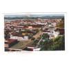Sn21 Postal Antigo Santos Vista geral, tirada do Hospital  Série Em Cores No 243