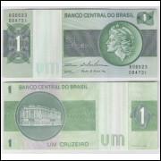 C131 - 1 Cruzeiro, 1975, Estampa B, Mário Henrique Simonsen e Paulo H. P. Lira, fe.