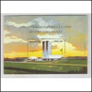 B-077 - 1988 - Promulgação da Constituição de 1988.