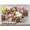 B-079 - 1989 - Brasil Campeão Mundial de Fórmula I. Ayrton Senna. Automobilismo.