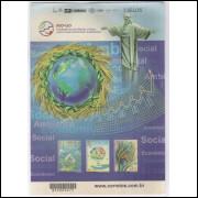 B-169 - 2012 - RIO+20 Conferência das Nações Unidas para o Desenvolvimento Sustentável.