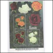 B-146 - 2007 - Rosas: Hight - Magic; Caballero e Avalanche. Flora, flores.