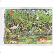 B-136 - 2004 - Preservação dos Manguezais e Zonas de Maré. Fauna e flora. Pró-Brazsliana.