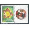 C-2663 - 2006 Selo Personalizado - Boas Festas. Sino, Natal. Carta comercial, 1o porte.