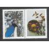 C-3155 - 2011 - Selo Personalizado - Gralha Azul. Ave, fauna.,