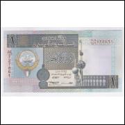 Kuwait - (P.25) 1 Dinar, 1994, fe.