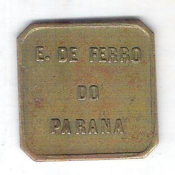 Ficha Estrada de Ferro do Paraná, Fornecimentos 100.